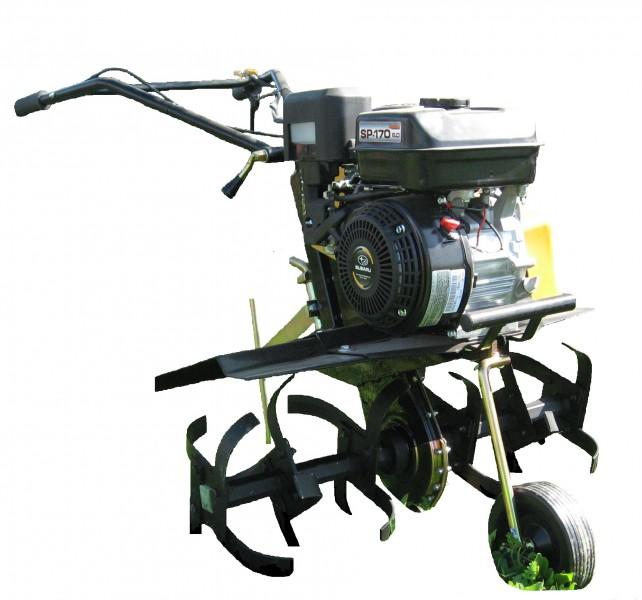 motoculteur 6cv