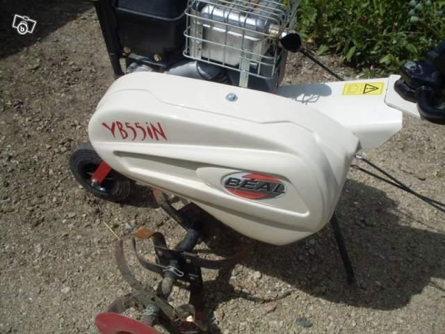 motoculteur 80000