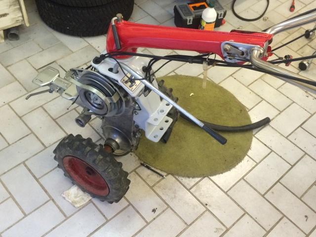 motoculteur f 600