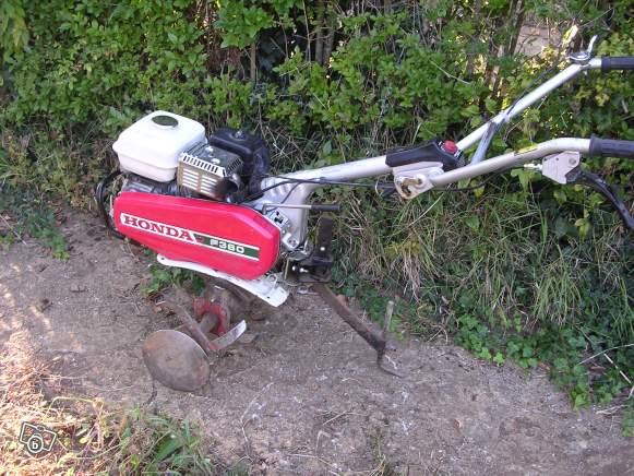 motoculteur f360