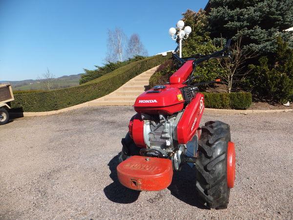 motoculteur honda 6cv neuf