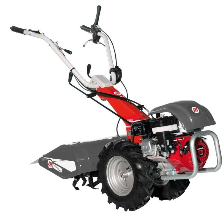 motoculteur honda cg160
