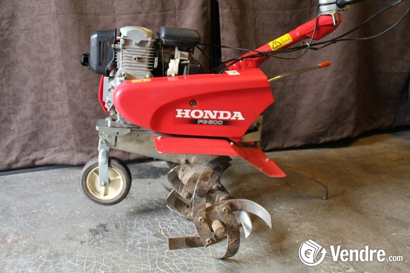 motoculteur honda fj 500