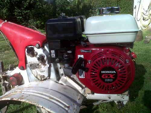 motoculteur honda g30