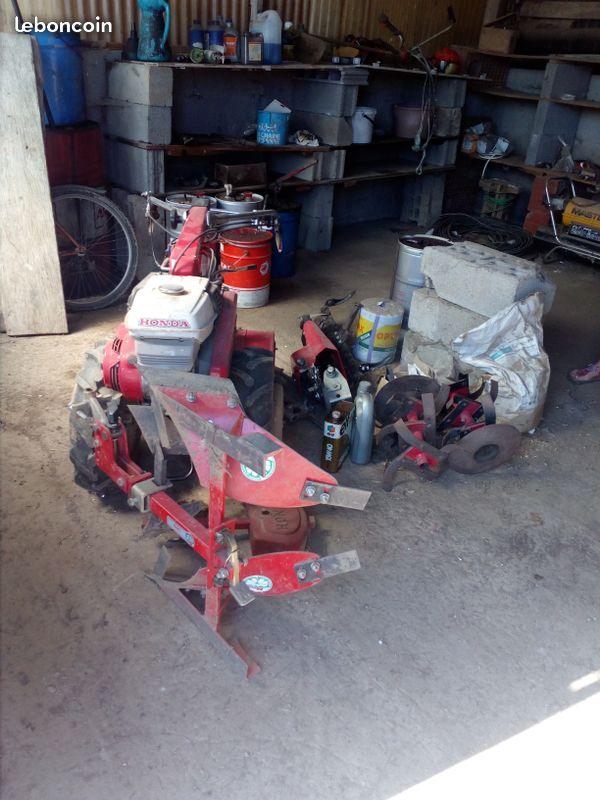motoculteur honda g50