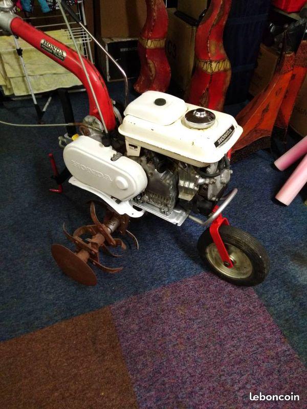 motoculteur honda occasion f450