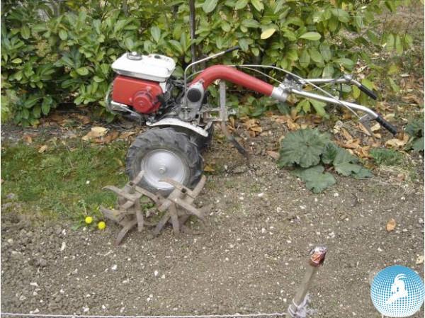 motoculteur honda perpignan
