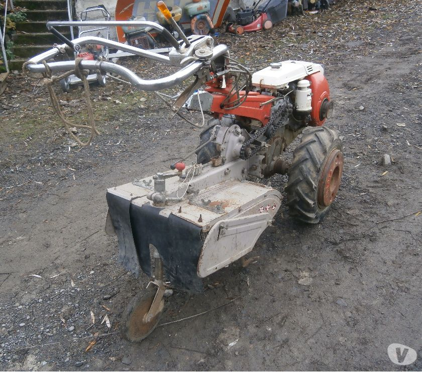 motoculteur kubota 7 cv