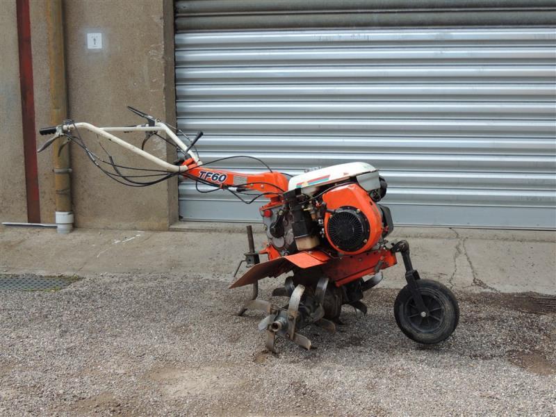 motoculteur kubota tf 50