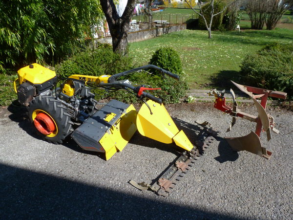 motoculteur pasquali