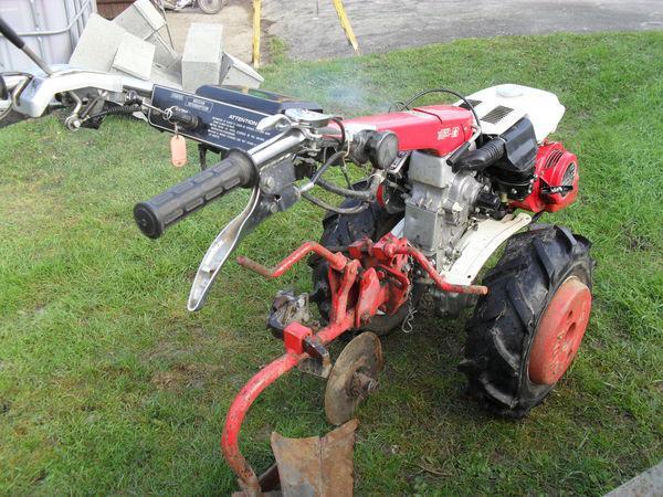 motoculteur nogamatic 5 cv