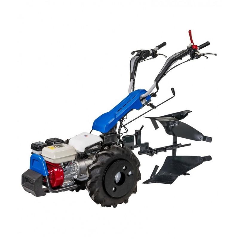 motoculteur staub au labour