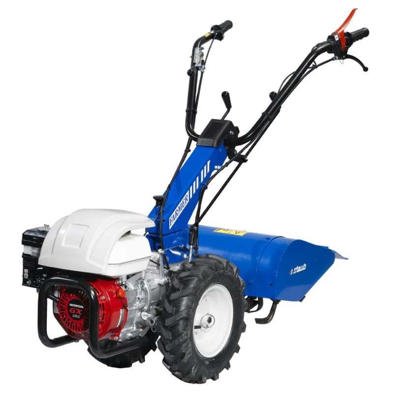 motoculteur staub farmer occasion