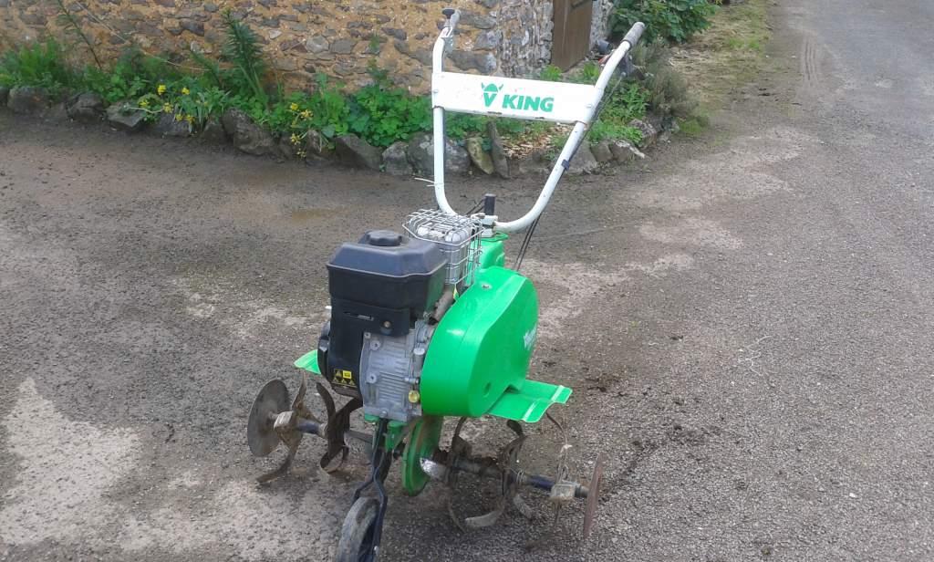 motoculteur viking vh 540