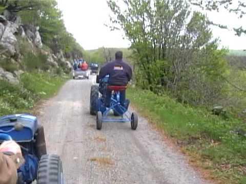 motoculteur assis