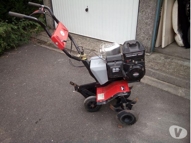 motoculteur briggs et stratton 5 hp
