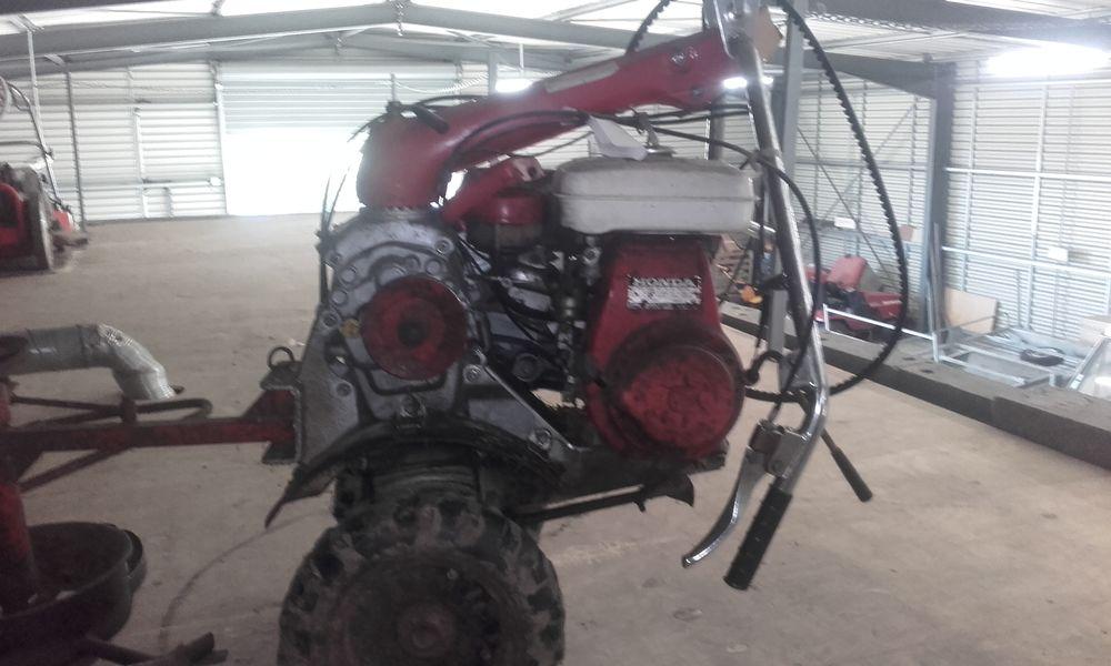 motoculteur honda f600 neuf
