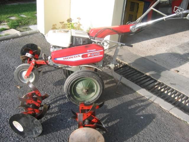 motoculteur honda f700