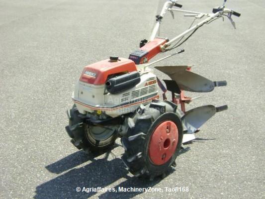 motoculteur kubota 9cv