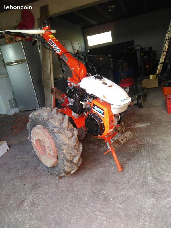motoculteur kubota gn 100 ts2