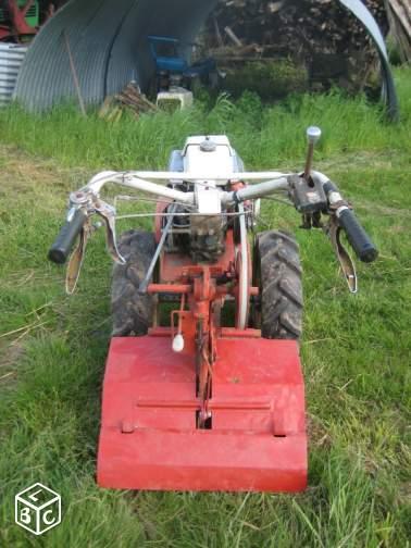 motoculteur kubota t520 fr
