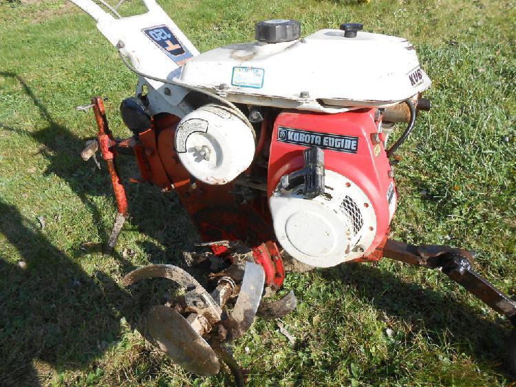 motoculteur kubota t650 occasion
