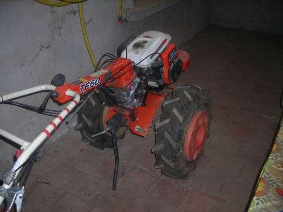 motoculteur kubota tf 65 ii