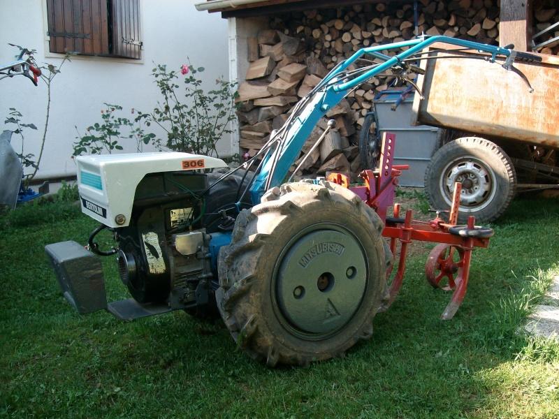 motoculteur lombardini im 300
