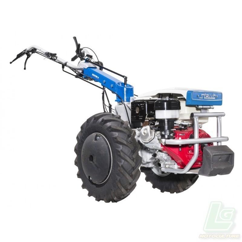 motoculteur staub 480b