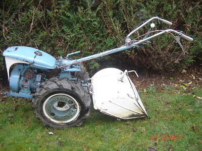 motoculteur staub pp 80